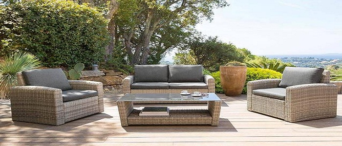 Salon de jardin hesperide le meilleur rapport qualit - Mobilier jardin hesperide ...